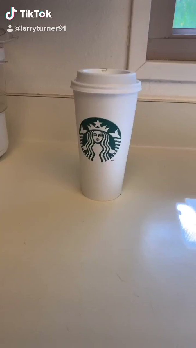 """POV: you order a hot tea from Starbucks & when the barista asks if you need anything else you absentmindedly say """"I'm fine thanks"""" but as you're walking away you remember what you forgot to ask for."""