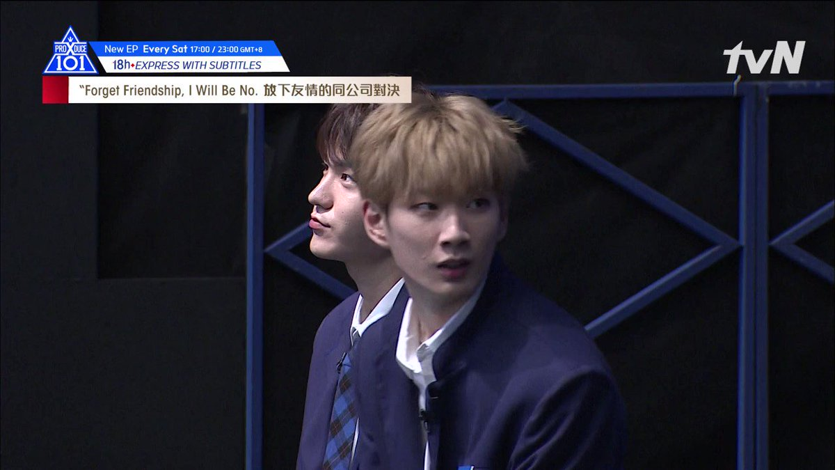 🔹🔺 #ProduceX101 🔻🔹 ▶ Ep 8: 10 Must-watch Moments !! youtube.com/watch?v=EaK15f… … 🔝 Express EN | 中 | BM | BI Sub 足本字幕版搶先播 🗓Every Sat 每週六 17:00 & 23:00 (GMT+8) Behind every endeavor, there must be double reward 😎💪😻