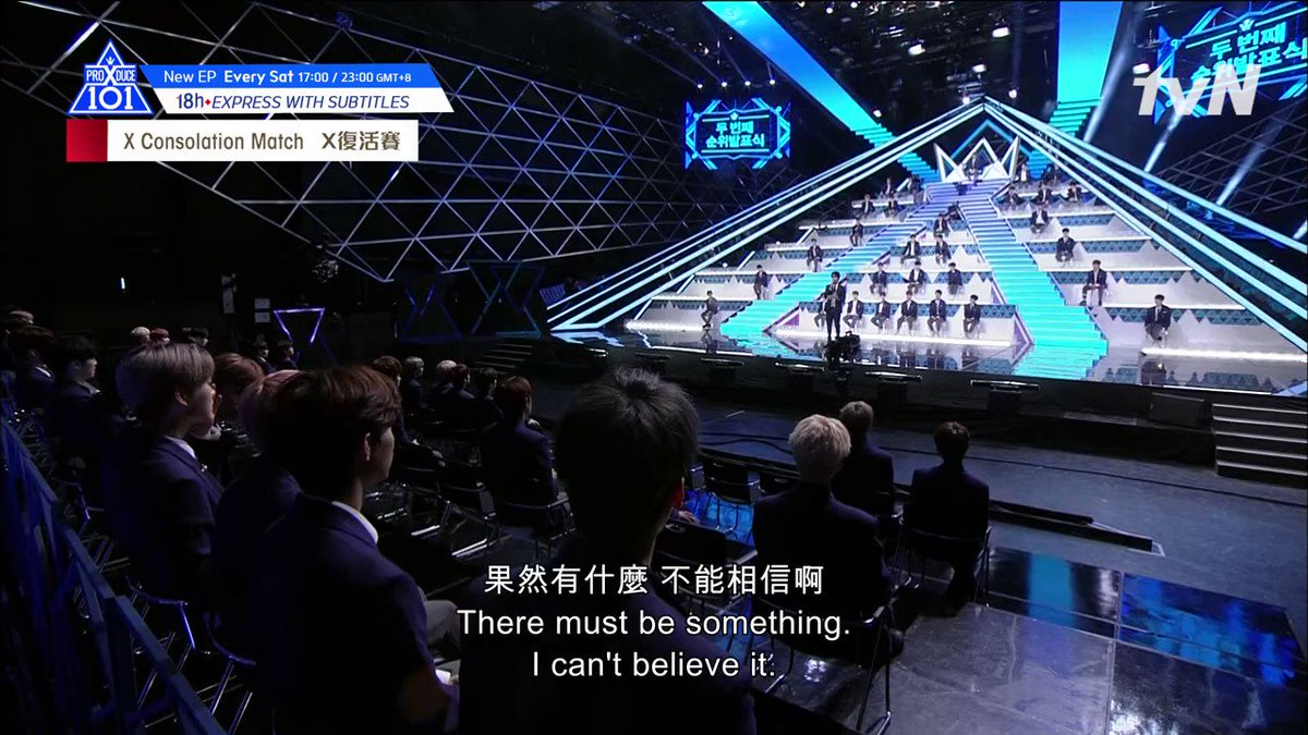 """🔹🔺 #ProduceX101 🔻🔹 ▶ Ep 8: 10 Must-watch Moments !! youtube.com/watch?v=EaK15f… … … 🔝 Express EN 
