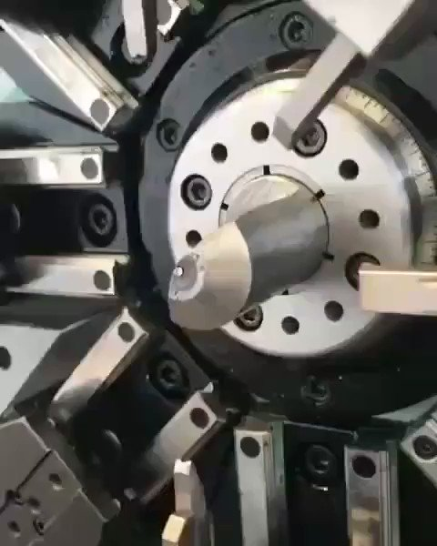 Spring manufacturing process