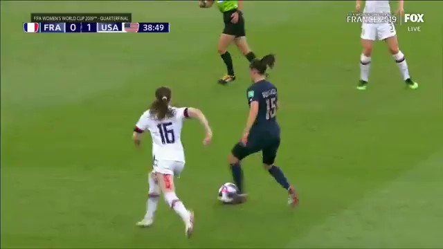 Prime Sean Taylor plays for the USWNT