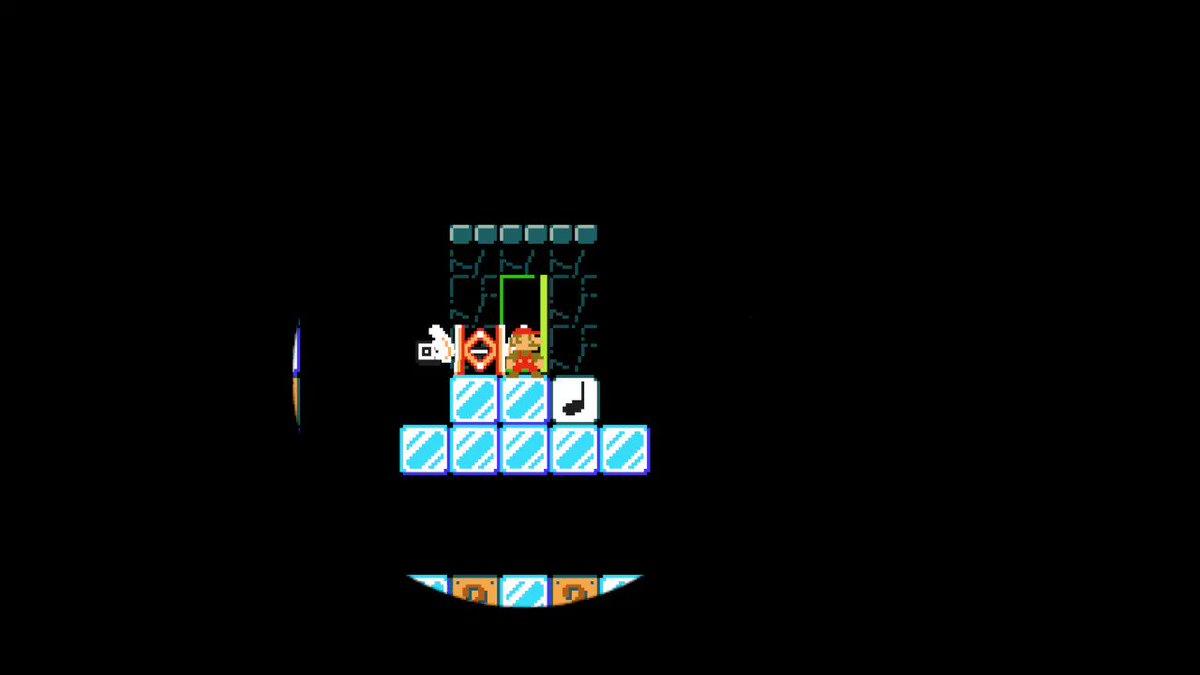 I AM WEAK #SuperMarioMaker2 #NintendoSwitch