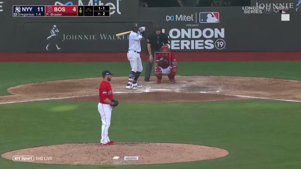 This British call of Didi Gregorious' home run is awesome