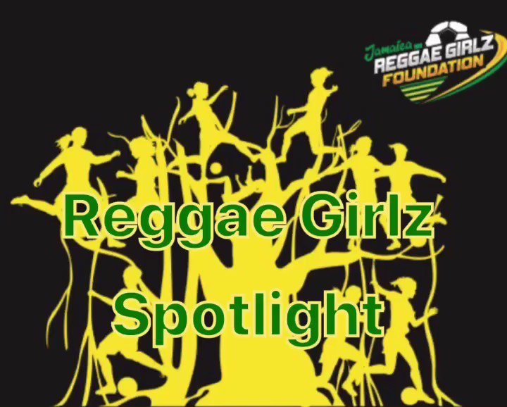 Reggae Girlz Spotlight:  Tiffany Cameron @tiffany_cameron11 share insights into her favorite footballer. 🇯🇲 .  #ReggaeGirlzSpotlight #reggaegirlzfoundation #JWNT #TiffanyCameron #GoReggaeGirlz #strikehard #jfflive #jff_football