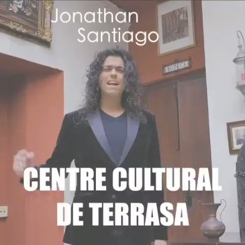 Image for the Tweet beginning: No te pierdas a @jonathansanti25