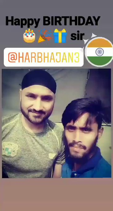Happy birthday    sir   Singh is king