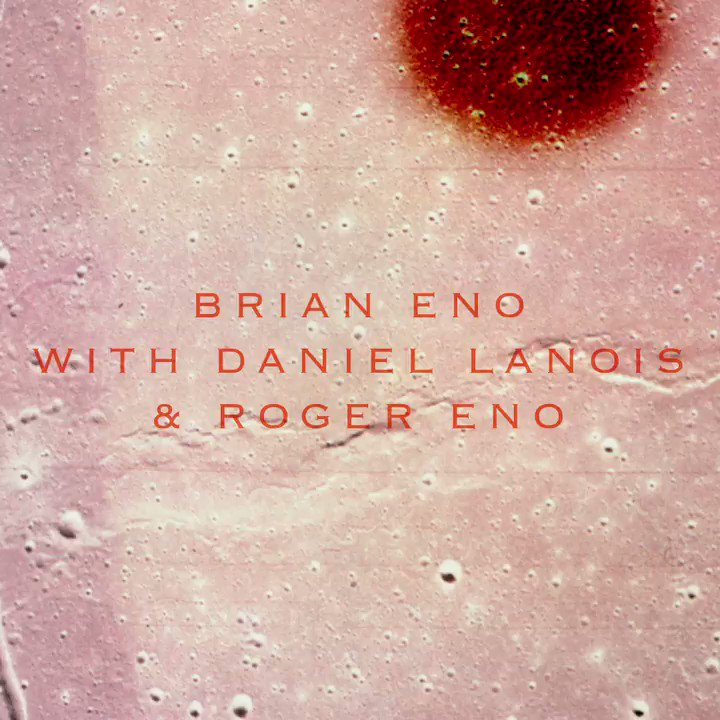 Brand new track 'Capsule' by Brian Eno, Roger Eno and Daniel Lanois is availabe now. Listen: bit.ly/2Ll2SGV
