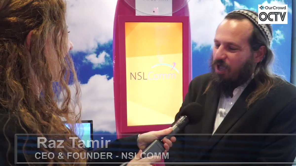 Get ready...OurCrowd portfolio company #NSLComm will launch its NSLSat-1 satellite into space this Friday! https://techcrunch.com/2019/07/03/nslcomms-first-spring-loaded-expanding-antenna-satellite-is-headed-to-space/… The launch is set for 1:42 AM ET - check out the #nanosatellite tech in this video & tune in to Friday's live broadcast here: https://www.roscosmos.ru/26335/