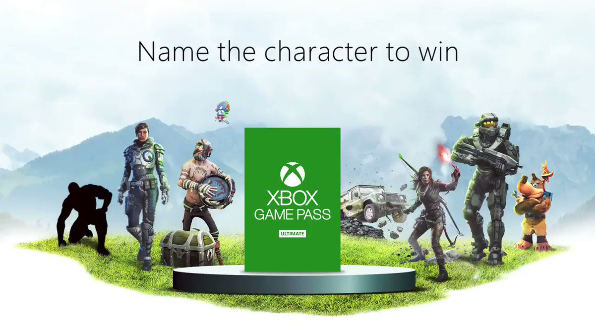Want to win 12 months of Xbox Game Pass Ultimate - that's Xbox Game Pass for PC AND CONSOLE, + Live Gold btw 🏆  Tell us the character we've hidden from this picture + you could be in with the chance of winning 🎮  Winner selected Monday 8th July. T&C's ➡️ https://pastebin.com/fiXZX486