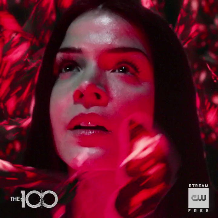 Seeing is believing. Catch up free before next Tuesday: go.cwtv.com/HND608tw #The100