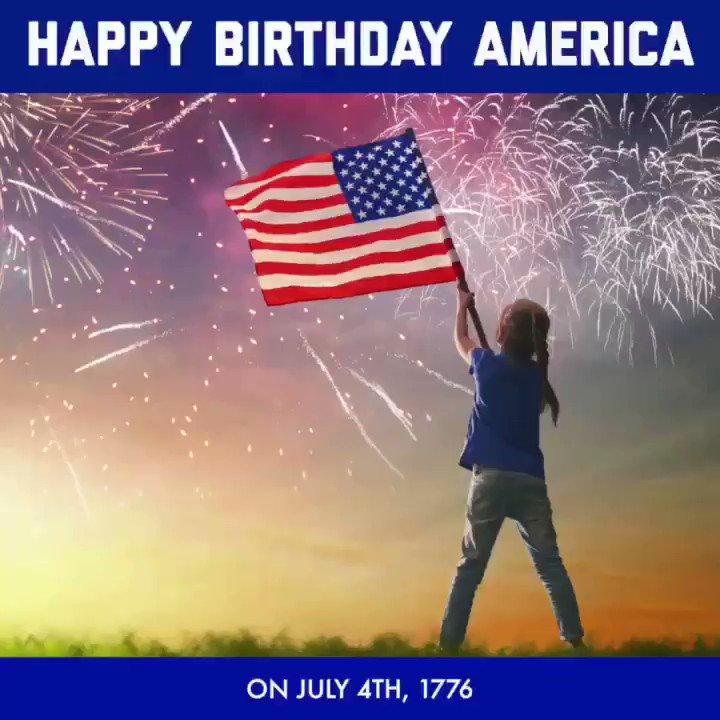 Happy Birthday America, I love living inside of you.