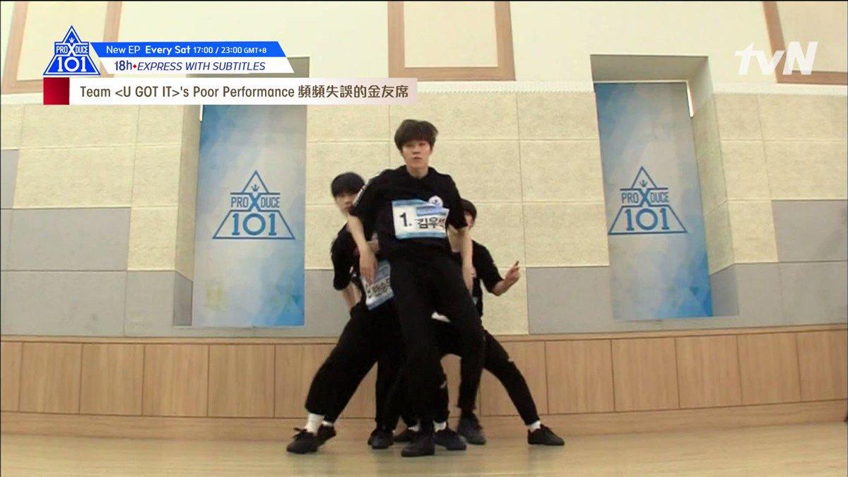 🔹🔺 #ProduceX101 🔻🔹 ▶ Ep 9: 10 Must-watch Moments !! youtube.com/watch?v=dMNr2G… … 🔝 Express EN | 中 | BM | BI Sub 足本字幕版搶先播 🗓Every Sat 每週六 17:00 & 23:00 (GMT+8) The team made the dance performance a huge mess😭😰