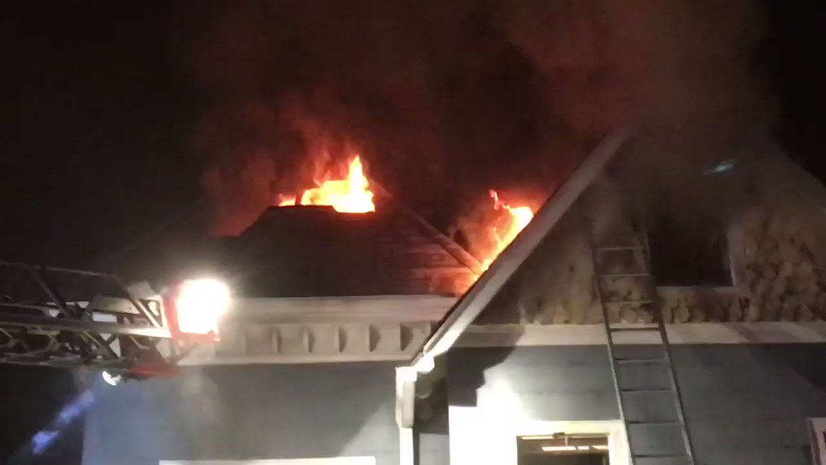 Nine displaced after fireworks blamed in two house fires, officials say