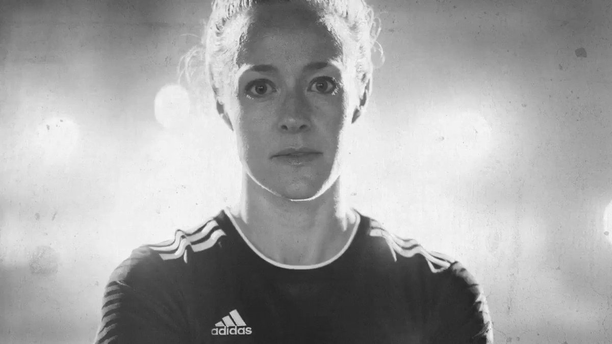 Dare to be the best in the world. Then do it again. #FIFAWWC #DareToCreate​ @beckysauerbrunn @LindseyHoran