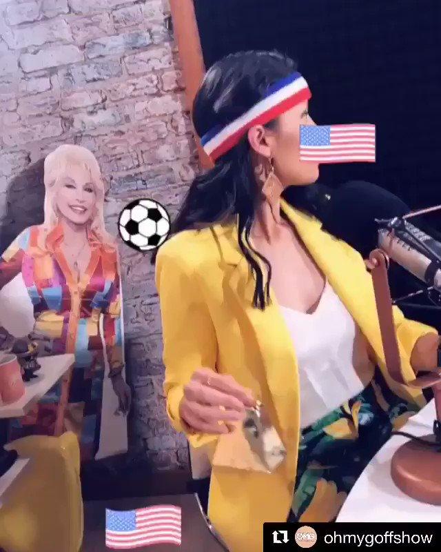 Yasssss @USWNT !!! World champions! 🎉🎉‼️⚽️ @fox5dc #WorldCup19