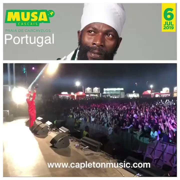 Capleton King Shango on Twitter: