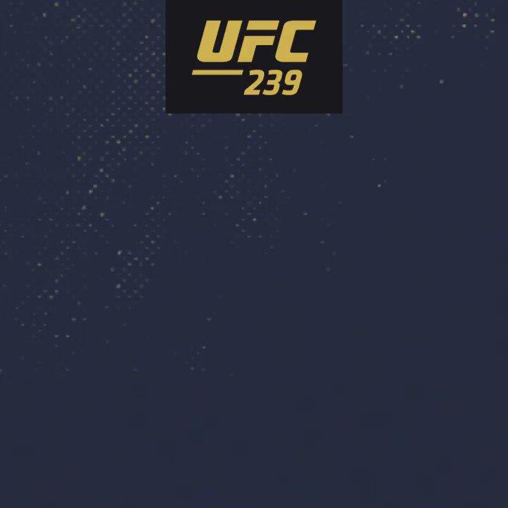 #FightingSpirit in his veins! @ModeloUSA #UFC239