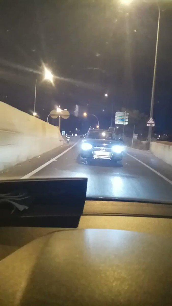 #felizlunes hoy continuamos con las #vtckamikazes en dirección contraria x el túnel de Canillejas a la calle de Alcalá @policiademadrid @AlmeidaPP_ vamos a hacer algo o esperamos a q haya algún accidente mortal