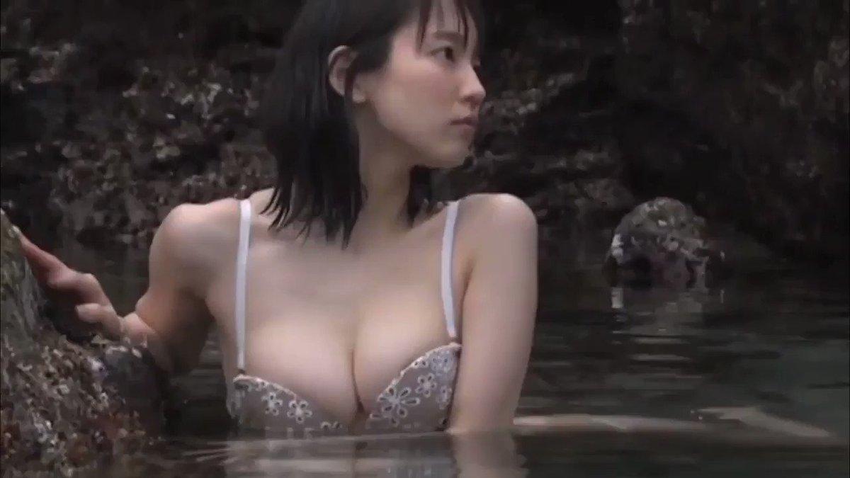 えるれろ - 吉岡里帆のパッと見ただけで分かるこのマシュマロおっぱい