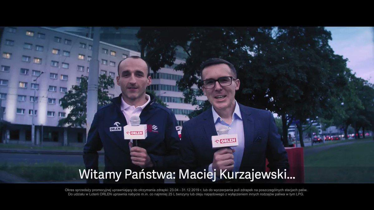 W ramach wielkiej Loterii z Robertem #Kubica, nasi klienci wygrali już 2 miliony produktów #VERVA, ponad 30 samochodów oraz wyjazdy na GP Formuły 1. Od dziś startujemy z kolejną odsłoną naszej kampanii! 🎥