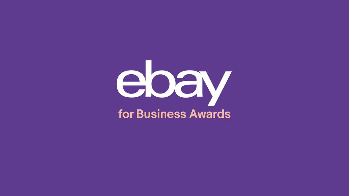 Meet Jade Oliver, one of the winners from last years eBay for Business Awards. Jade is now a full-time eBay-er via her store Heavenly Homes and Gardens. Entries are now open for 2019 so if you have a great story to tell like Jade, we want to hear from you! Ends 14.08.