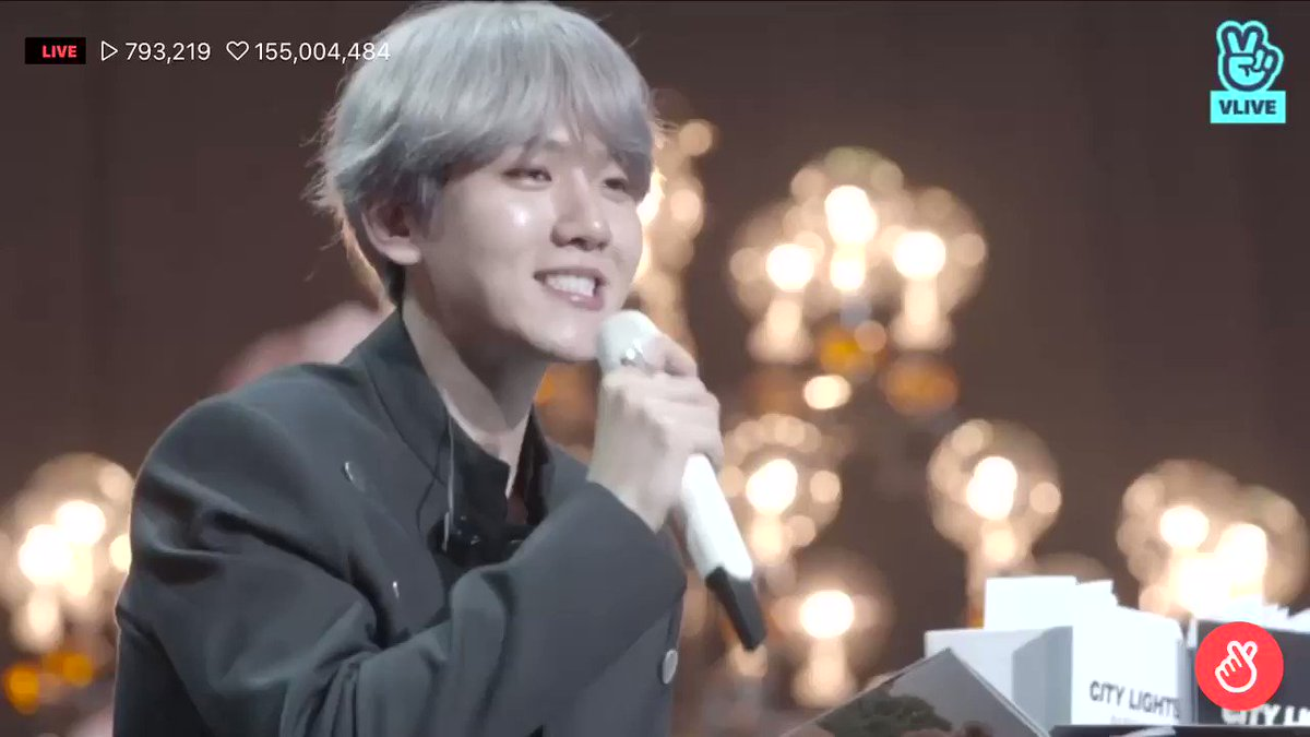 everytime we are talking about baekhyun, he does not failed to be the cutest baby ever ♡