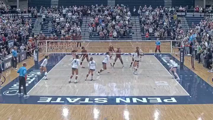 1️⃣ month until we start preseason training - who's excited for more moments like this?! 🏐 #WeAre!