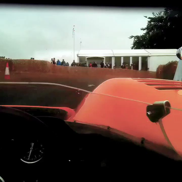 For one night (day) only, the LandoLOG is back with Donuts in a 1970 @McLarenF1 at Goodwood #FoS   HIT THE LINK & WATCH https://youtu.be/BfrIAM_IkuM