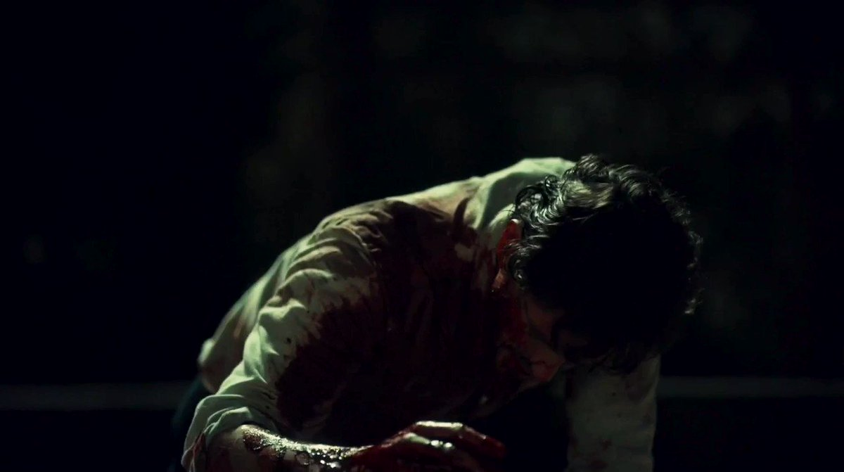 Replying to @daredvvil: happy valentine's day let us never forget that hannibal and will invented romance