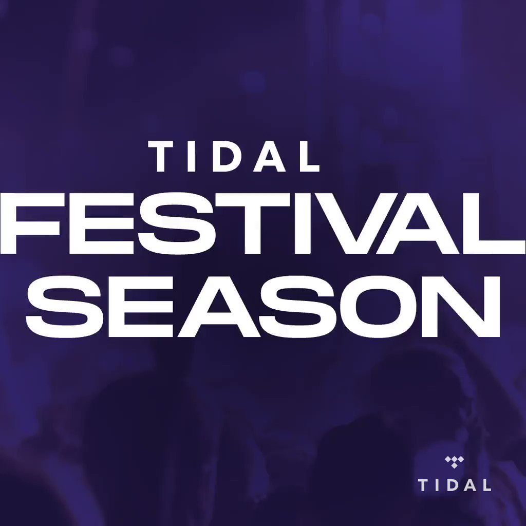 Festival Season is here. 👏☀️  We're bringing you livestreams of @BrunchBounce's The Greatest Day Ever!,  @88rising's Head in the Clouds Fest, @MIAFestival, and @LilTunechi's Lil Weezyana Fest exclusively on TIDAL. http://TIDAL.com/FestivalSeason