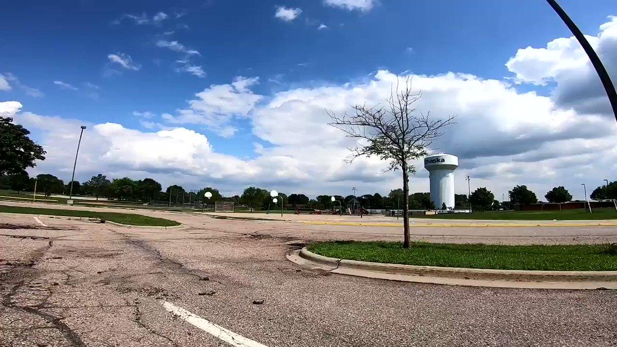 Bombin' water towers and cruisin on a beautiful day. #GaryVeePickMe