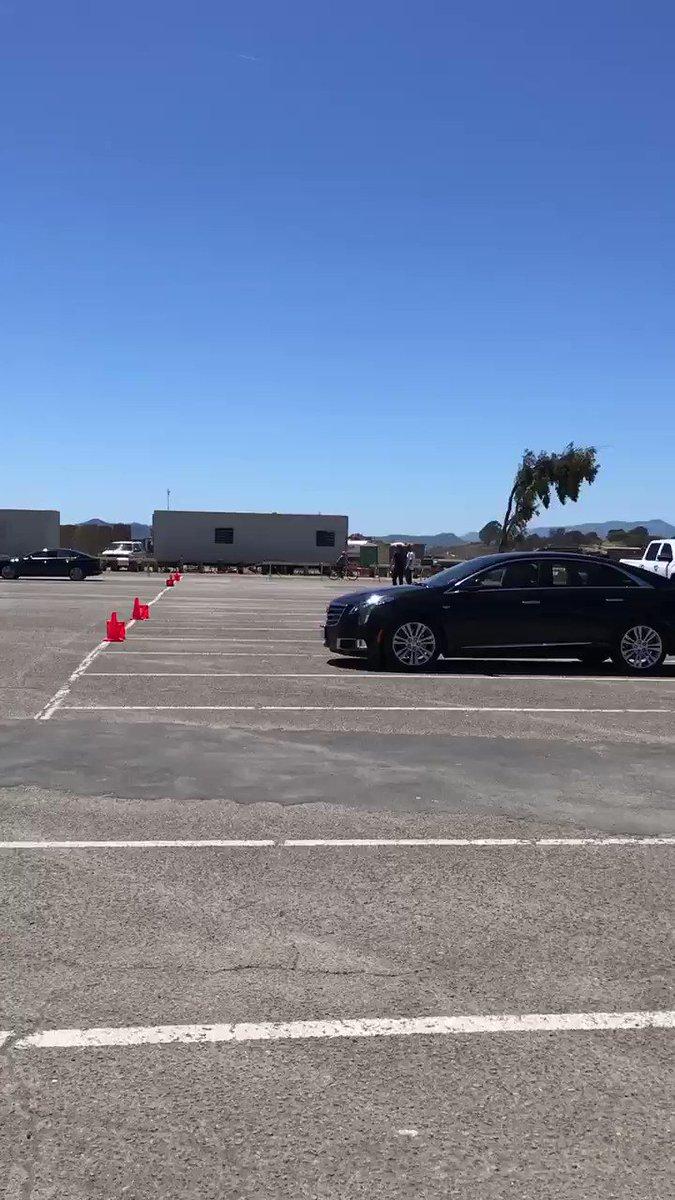 #GaryVeePickMeDoin some Evasive Driving Training!! #GaryV who's your EP Driver?? 😜