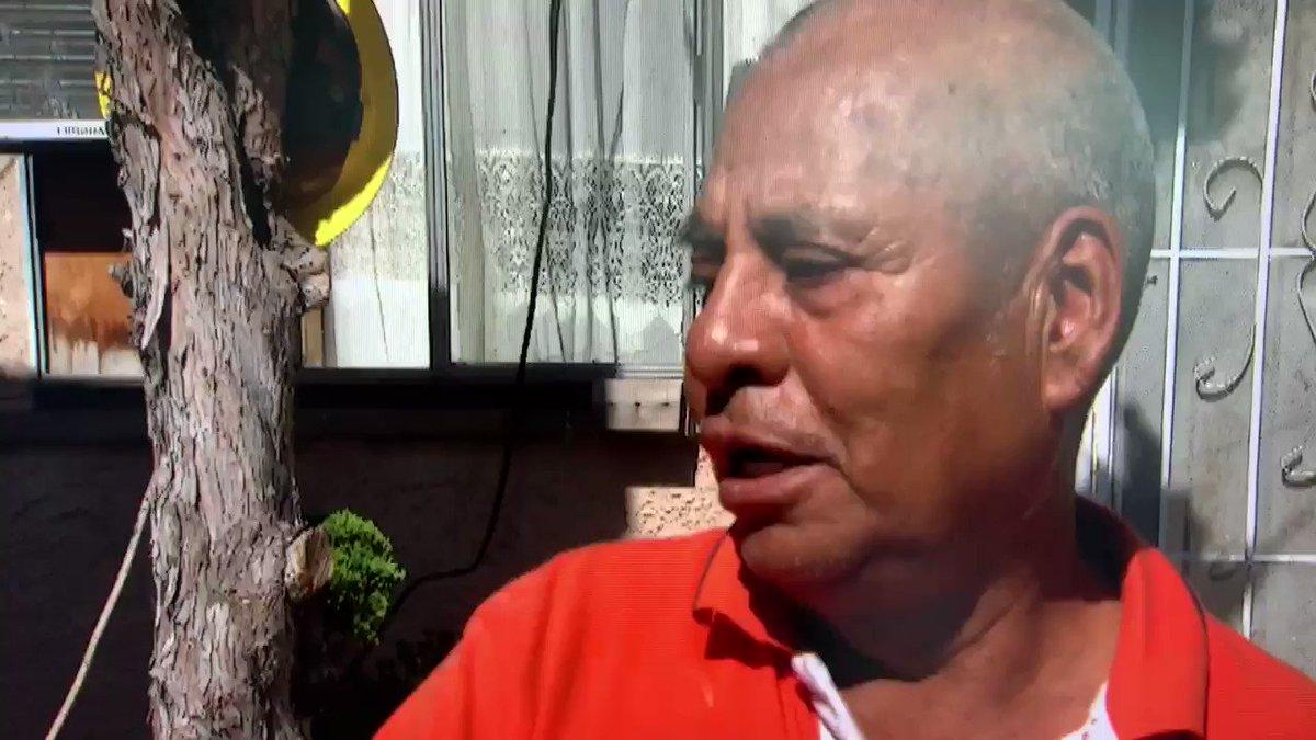 Snow cone  vendor robbed, beaten and choked for  $80 bucks! Now missing his tooth he asks witnesses to please come forward @Univision34LA vendedor de raspados , víctima de atraco , golpiza y arrastrado del cuello por $80 dólares.  Ahora sin un diente pide que los testigos hablen