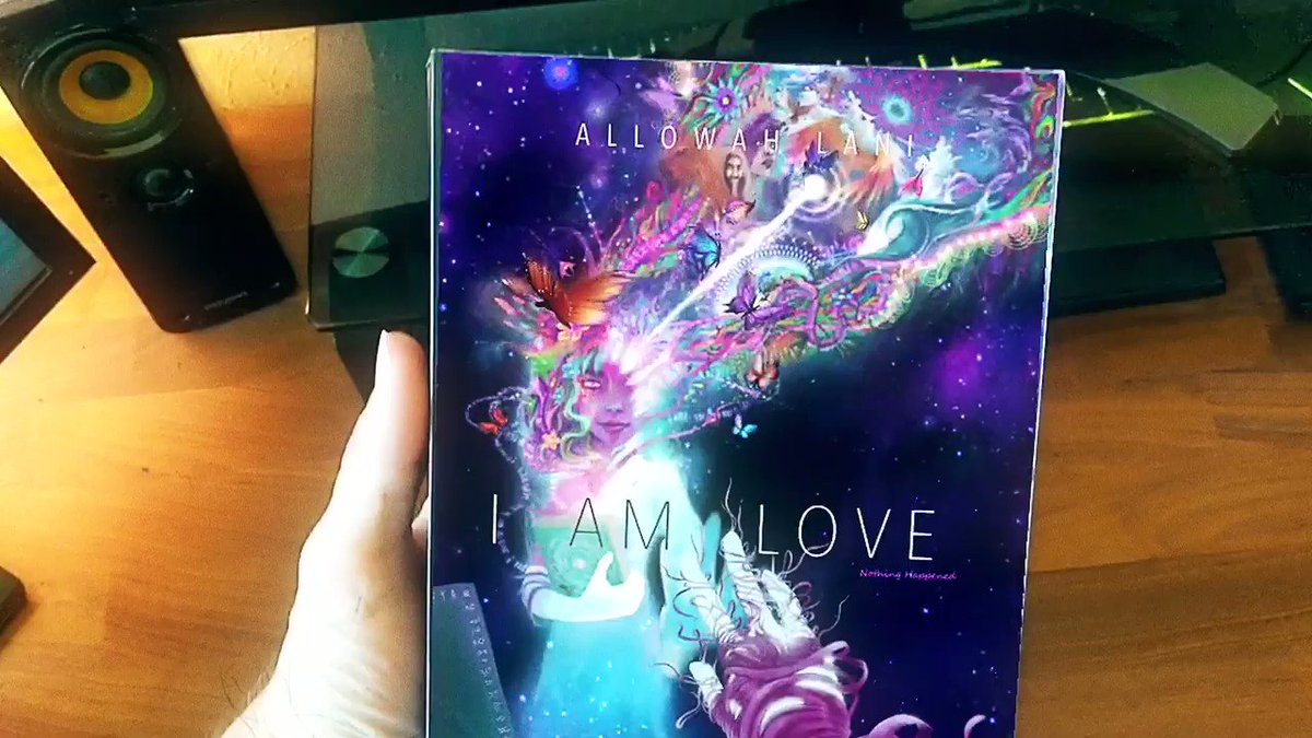 Augmented Reality Book Cover - I AM LOVE ❤️ For Real :)Credit: Wandyworks: https://lnkd.in/dsRpBMn#AR #augmentedreality #trends #snapchatfilters #trend #future #trending #graphic #graphics #ads #Blockchain: @sanemavcil @sanemrocks @ohmagency