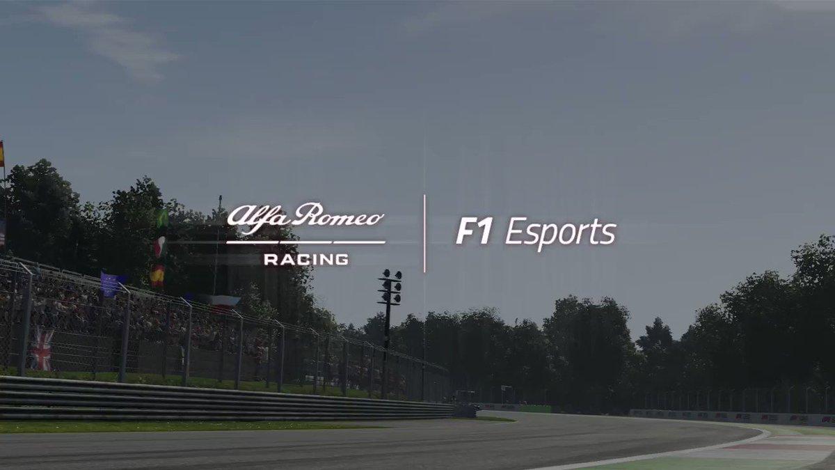 Virtual race stars: READY! 🚀  Meet our Alfa Romeo Racing F1 Esports Team new signings for 2019! 🎮 http://bit.ly/2NOaZyQ  @FormulaDani @VeS_FlyingFinn @Veloce_Jaaames @_aarava @newbalance @VeloceEsports #F1Esports #GetCloser