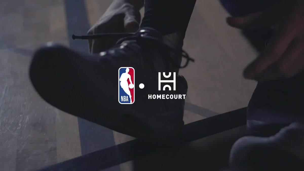 HomeCourt is proud to announce our new partnership with the @NBA! We also couldn't be more excited to work with the best investors on the planet to grow the sport of basketball around the world. Read all about it on our blog http://at.homecourt.ai/nbapartnership  #homecourtnba