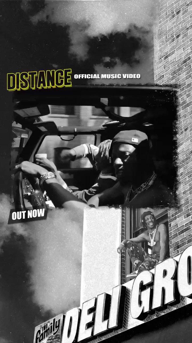 DISTANCE MUSIC VIDEO IS NOW LIVE ! youtu.be/Avj3YCEZQs4