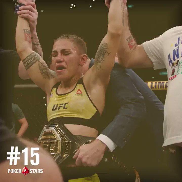 Agree?  Your post - #UFC239 P4P rankings update ⤵️ @PokerStars