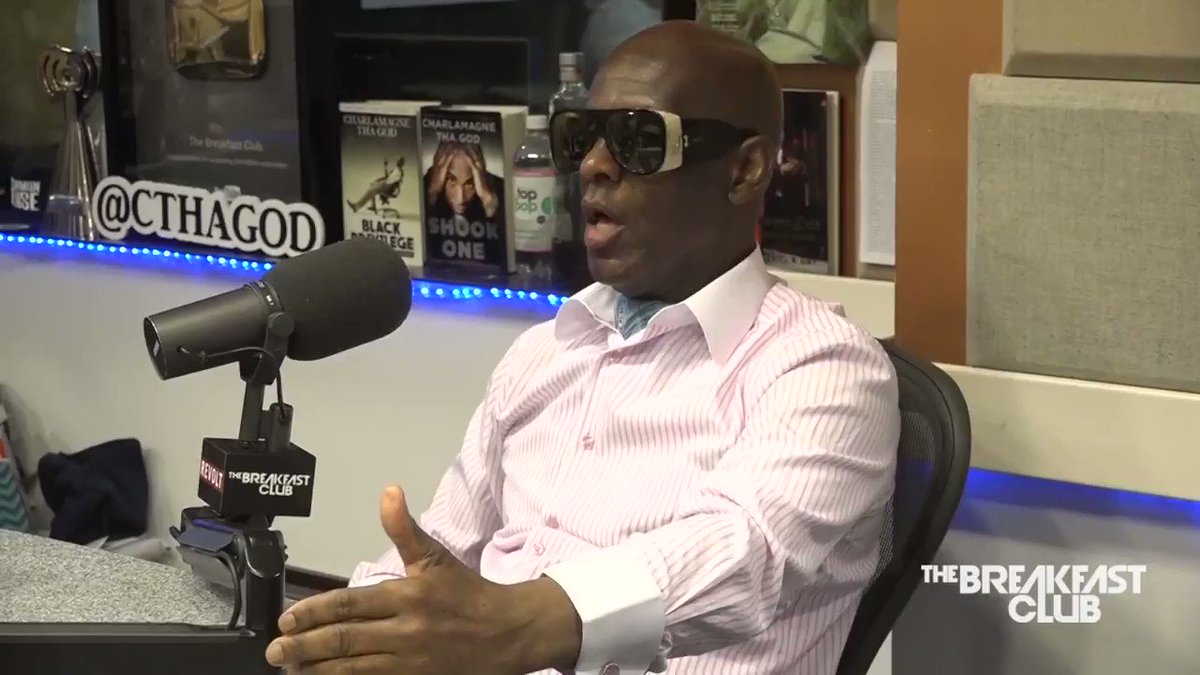 Fashion icon, Dapper Dan opened Dapper Dan's Boutique in Harlem, New York in 1982 and sold custom clothing that used logos from high-end luxury brands like Gucci, Louis Vuitton and Fendi. Though he is famously associated w NYC, his roots are South Carolina. Watch this: