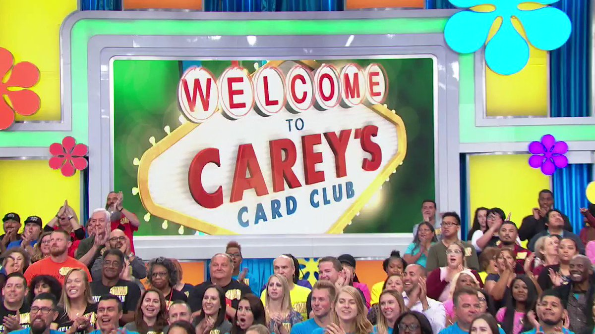 What almost crashed into @DrewFromTV and a @PriceIsRight game? A NEW CAR (and @JimmyJamesOH).