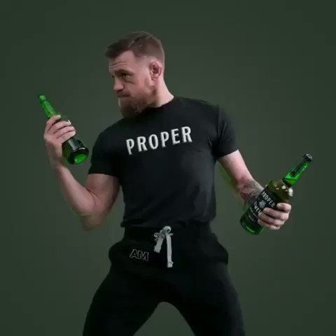 Ready for the weekend and the comeback! @ProperWhiskey