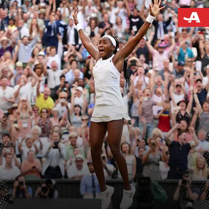 A new generation of talent is following in the footsteps of #Wimbledon's greatest. #DisruptAging