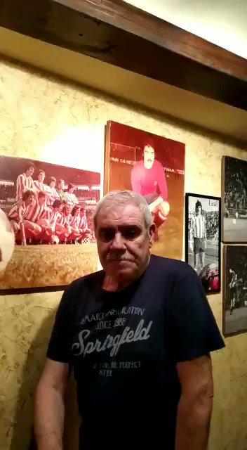 Con el 50% seguimos recibiendo apoyos de históricos atléticos. Pónganse en pie. Con ustedes, Don Eugenio Leal.  ¿Vas a permitir que no suceda? http://www.luisaragoneseternaleyenda.com
