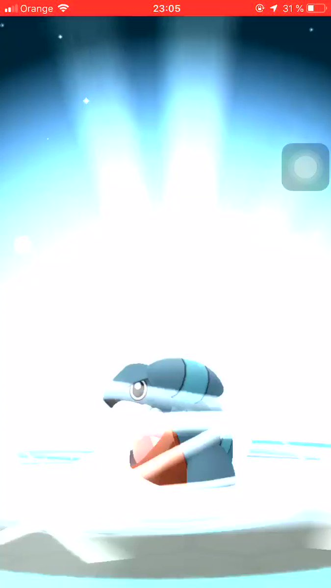 Gible Pokemon Go Nest