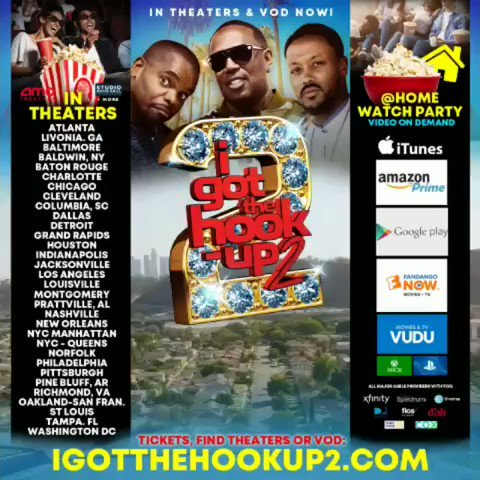 I got the hook up 2 release date
