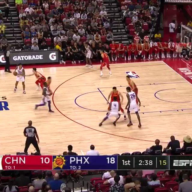 Suns rookie Jalen Lecque wants to participate in the Slam Dunk Contest