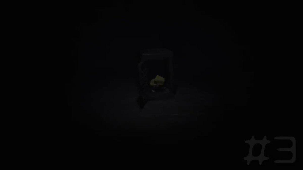 #3 斉藤壮馬と花江夏樹の『Little Nightmares-リトルナイトメア-』インテリ実況プレイ謎の怪物に囚われた2人の…大脱走劇が始まる!!!フルバージョンはYouTubeより↓