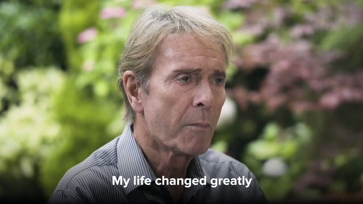 Sir Cliff Richard has opened up about being falsely accused, and publicly named, without ever being charged or even arrested.   Sign our petition to change the law to give anonymity to those accused of sexual offences until charged 👇 https://petition.parliament.uk/petitions/247912…