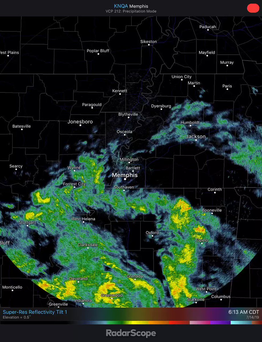 @NWSMemphis's photo on Barry