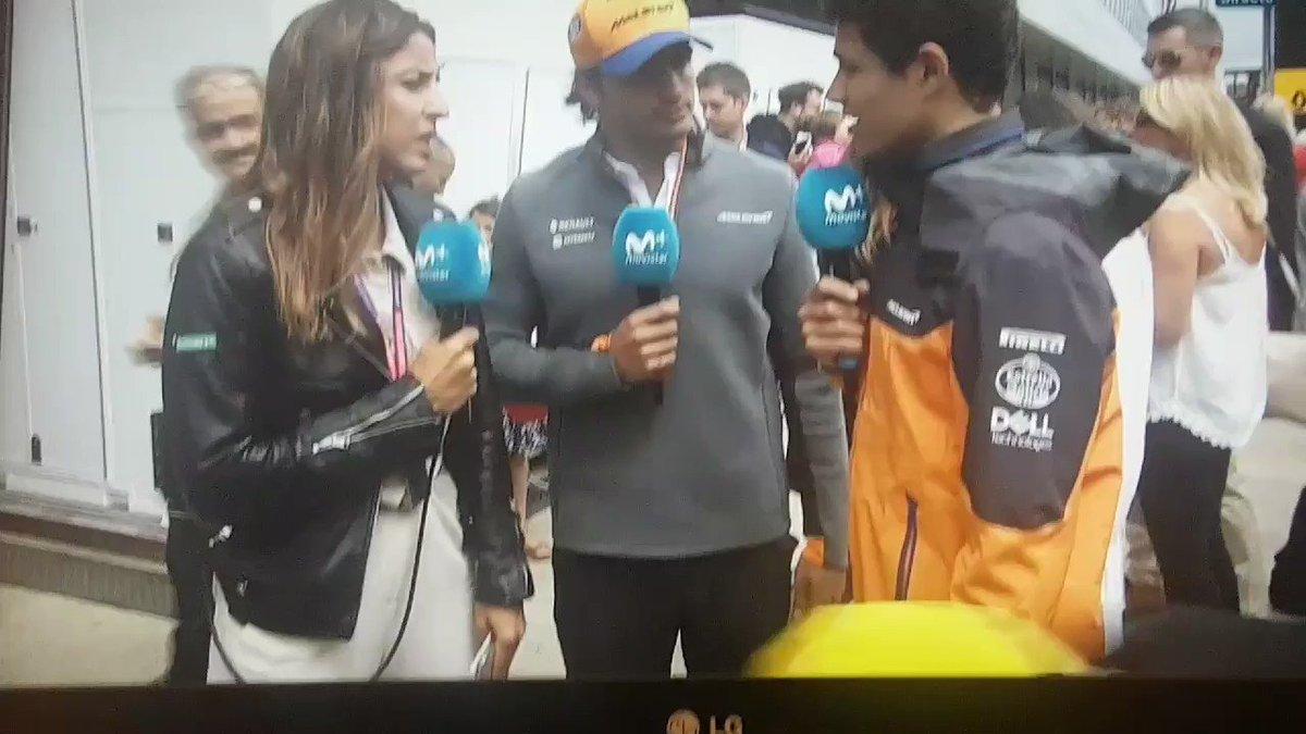 Es imposible no amar a Ricciardo 🤣🤣🤣